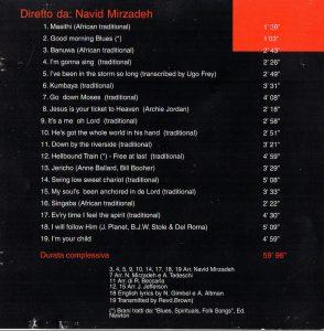 CD coro 2000
